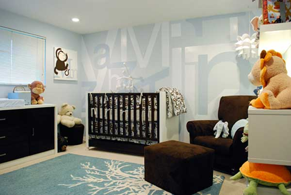 a room that tends to be of particular importance when choosing how many features to add is the babys room which is the room that your toddler will move